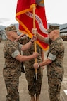 U.S. Marine Corps Forces, Pacific Change of Command