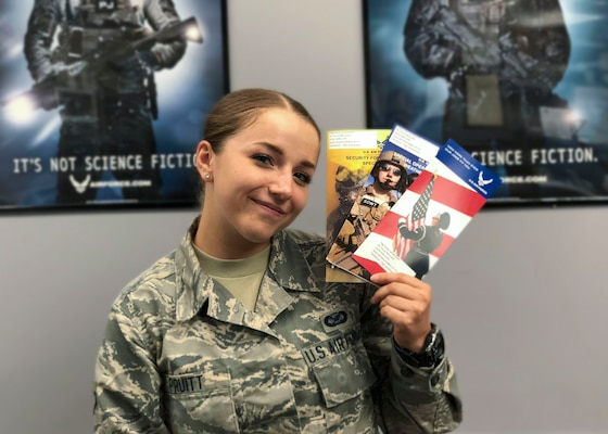 RAP is designed for Airmen to work with Air Force recruiters in their hometowns for the purpose of spreading the word about the Air Force by sharing personal testimonies, setting up recruitment booths and speaking at schools and other organizations.