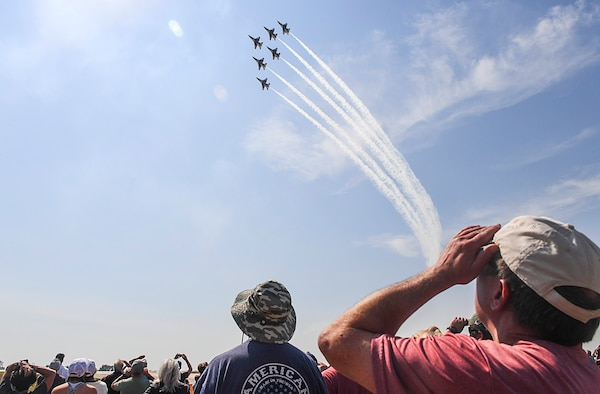 Northern Neighbors Day Air and Space Show 2018