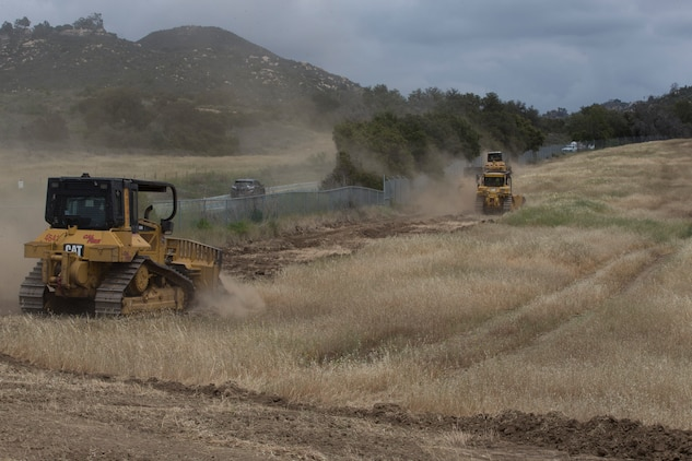 To train and protect: Camp Pendleton balances training with maintaining the environment