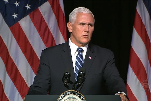 Vice President Mike Pence announced The United States Space Force would be the sixth branch of the armed services.
