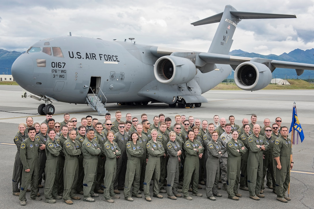 Airmen of 249th Airlift Squadron change their affiliation to the 144th Airlift Squadron.