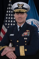Photo of Rear Admiral Eric C. Jones