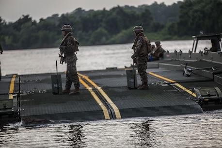 River Assault 2018 photo