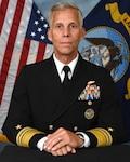 Vice Admiral Richard Snyder