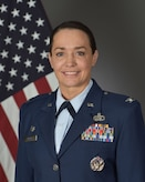 Col. Carol J. Miller, 100th Mission Support Group Commander