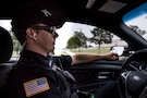 Fort McCoy police officer serves in two ways