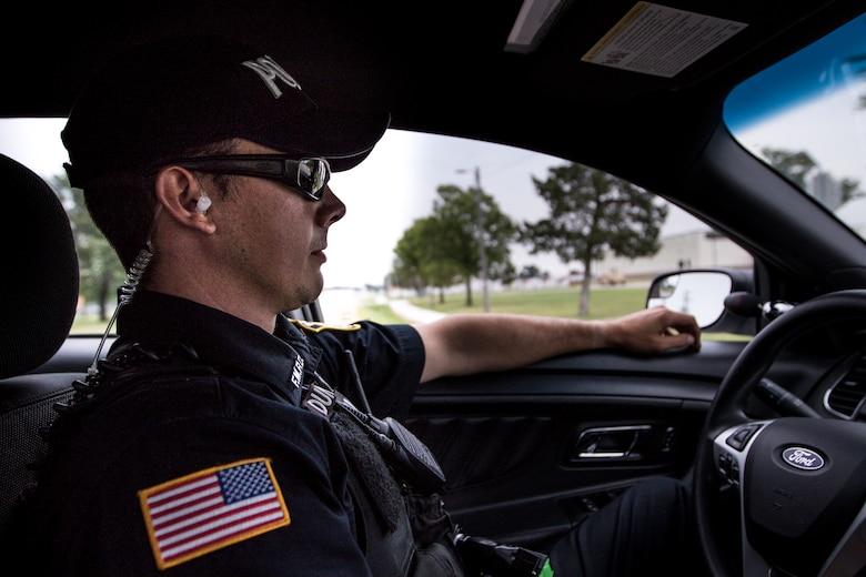 Fort McCoy police officer serves in two ways