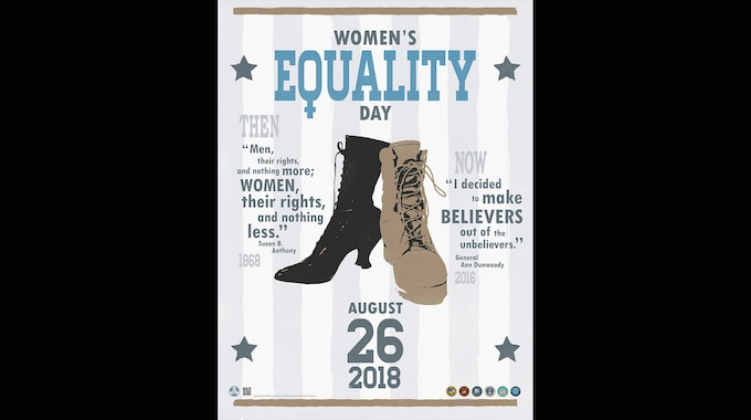 2018 Women's Equality Day