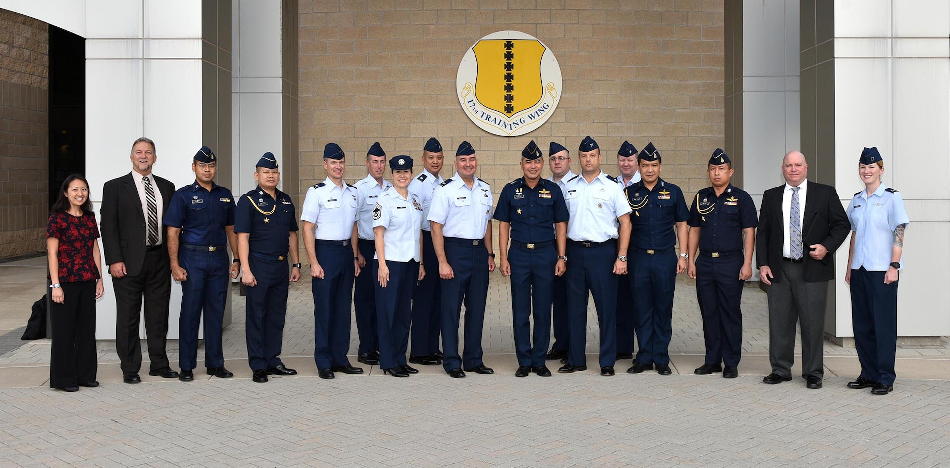 Goodfellow AFB welcomes Royal Thai Air Force