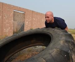 Flipping Tires