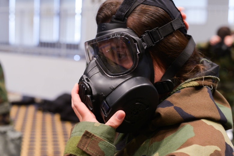 374th MDG Hosts Joint Bilateral CBRN Training > Yokota Air
