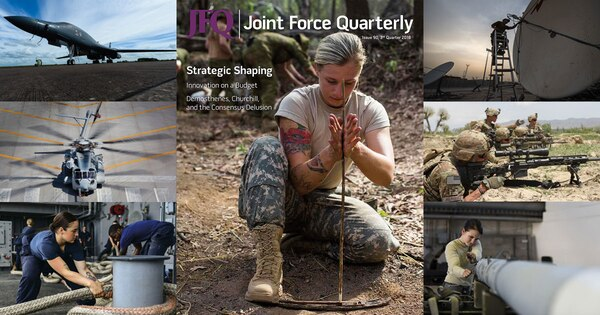 Joint Force Quarterly 90