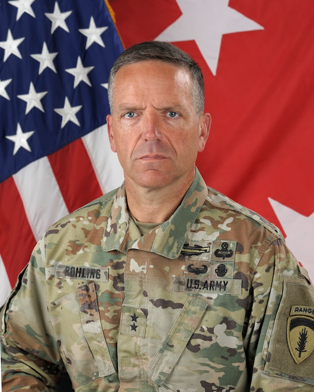 Maj. General Andrew (Andy) M. Rohling