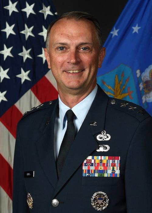 Lt. Gen. Berry