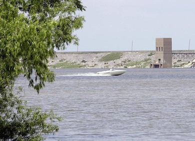 The U.S. Army Corps of Engineers are in the initial process of repairing a shallow slide at Grapevine Lake Dam. As a part of this forthcoming repair, the Corps had intended to close the road during the construction phase only. However, due to current weather conditions the road is being closed now.