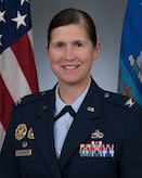Colonel Kirsten M. Palmer is commander of the 446th Maintenance Group, Joint Base Lewis-McChord, Wash. As group commander, she is responsible for directing all aircraft and equipment maintenance support for three squadrons of C-17 Globemaster III aircraft, as well as the quality and quantity of training for over 700 Reservists, ensuring they are prepared to perform the wing's mission in peacetime and during combat.