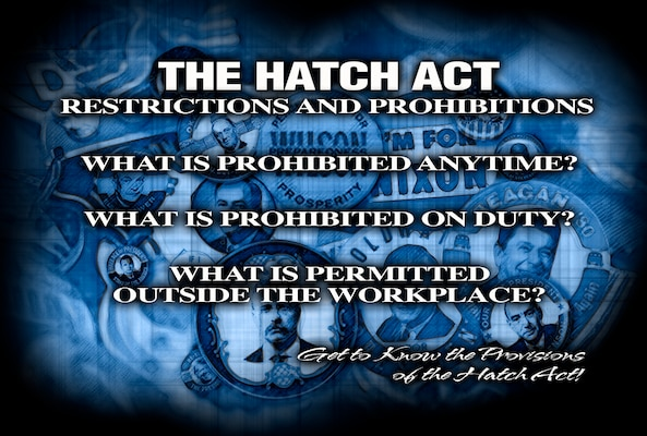 Hatch Act logo