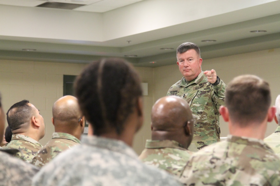 USACAPOC(A) seeks to stay ready and become a learning organization