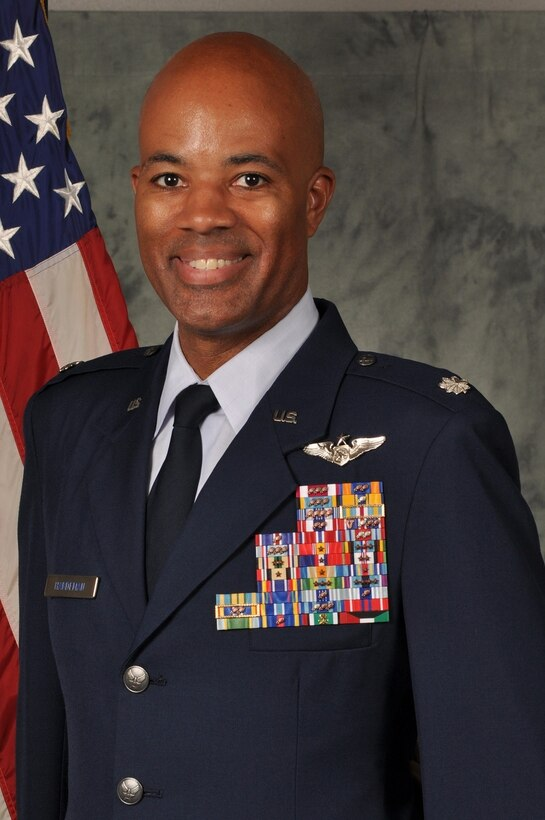 Lt Col Brian L. Hardeman