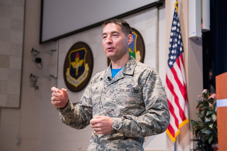 Carley holds first commander's call for 'Team 4-2'