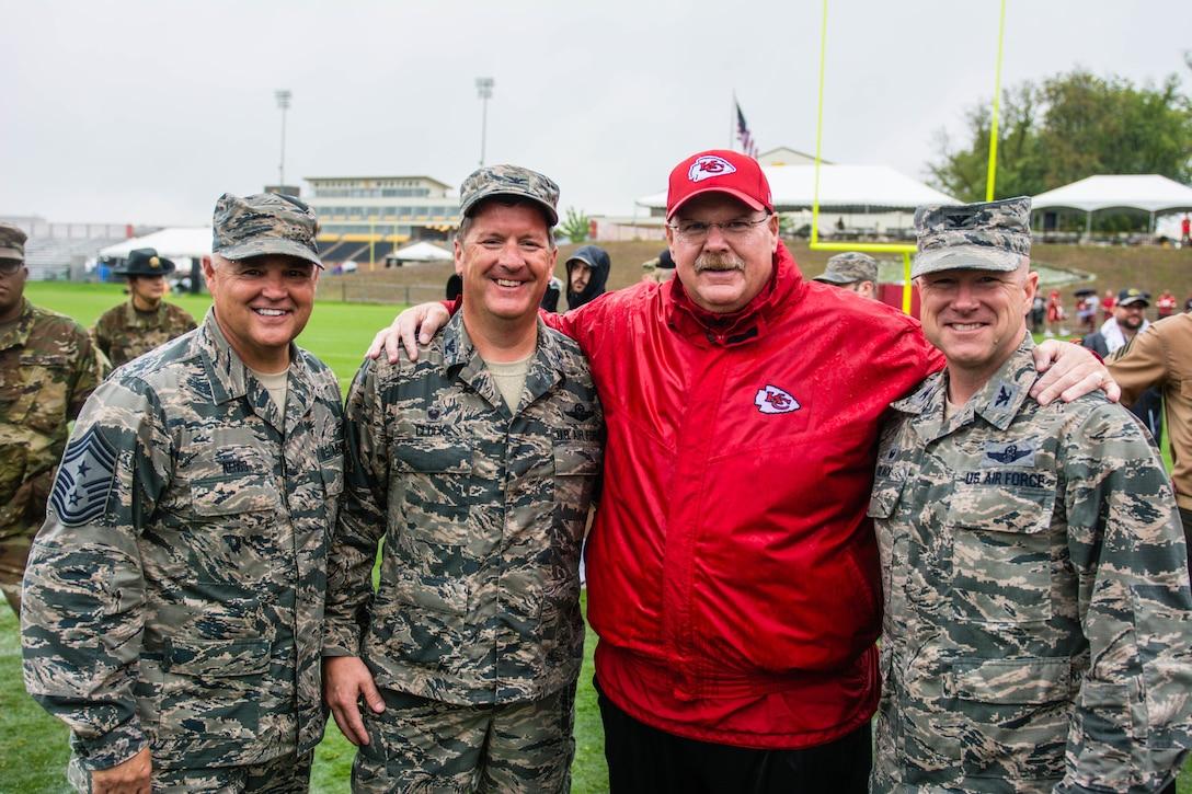 Missouri Guardsmen