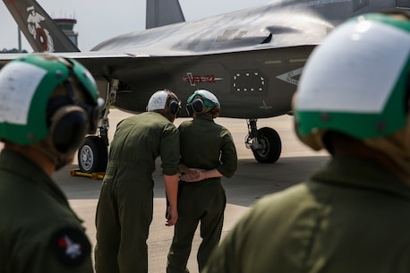 Lightning Strikes Volk Field: F-35's integrate