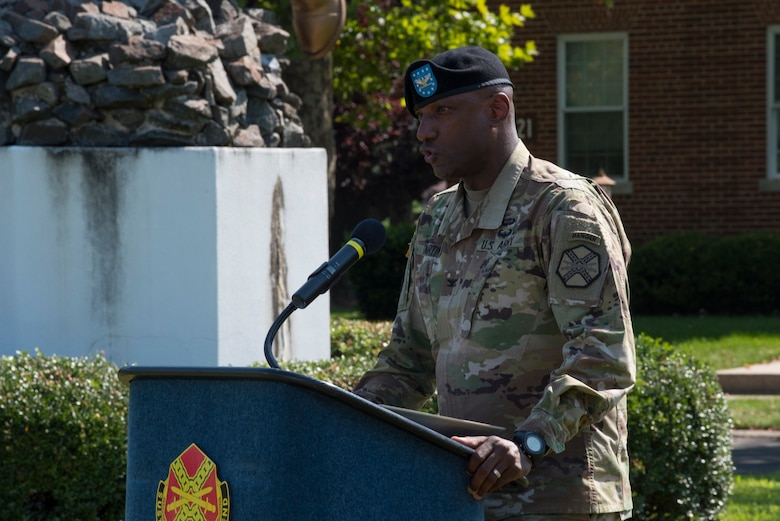 ASA-Fort Dix welcomes new commander