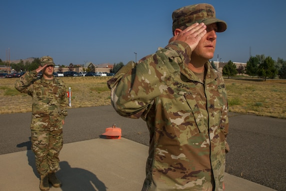 Army Reserve Best Warriors and Drill Sergeants of the Year Practice Drill and Ceremony
