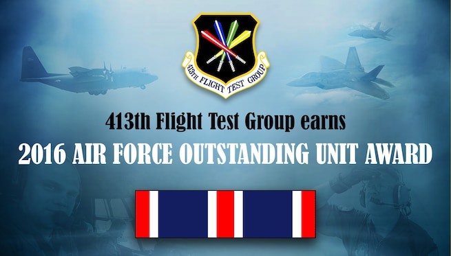 413th FTG earns AFOUA