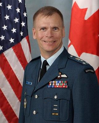 LIEUTENANT-GENERAL CHRISTOPHER J. COATES, CMM, MSM, CD ROYAL CANADIAN AIR FORCE Biography Photo