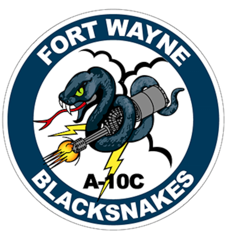 122nd Fighter Wing Unit Patch
