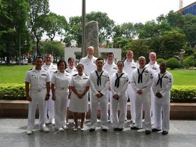 Navy Medicine Global Health Team conducts trauma exchange in Vietnam