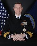 Rear Admiral Jeffrey Hughes