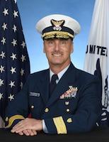 Photo of Rear Admiral David M. Dermanelian