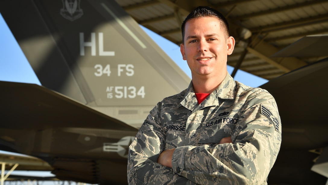 388th AMXS Airman recognized as Superior Performer