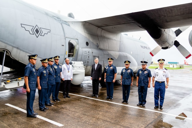 U.S. Government Provides New SABIR System to Enhance Philippine Air Force Capabilities