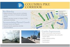 Columbia Pike corridor
