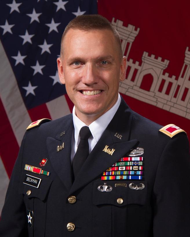 Colonel Ivan P. Beckman