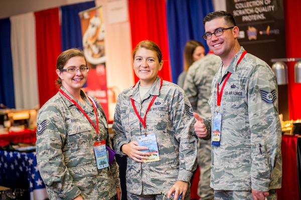 Food innovation and customer service were key elements of discussion at the 2018 Armed Forces Food and Beverage Training Workshop.