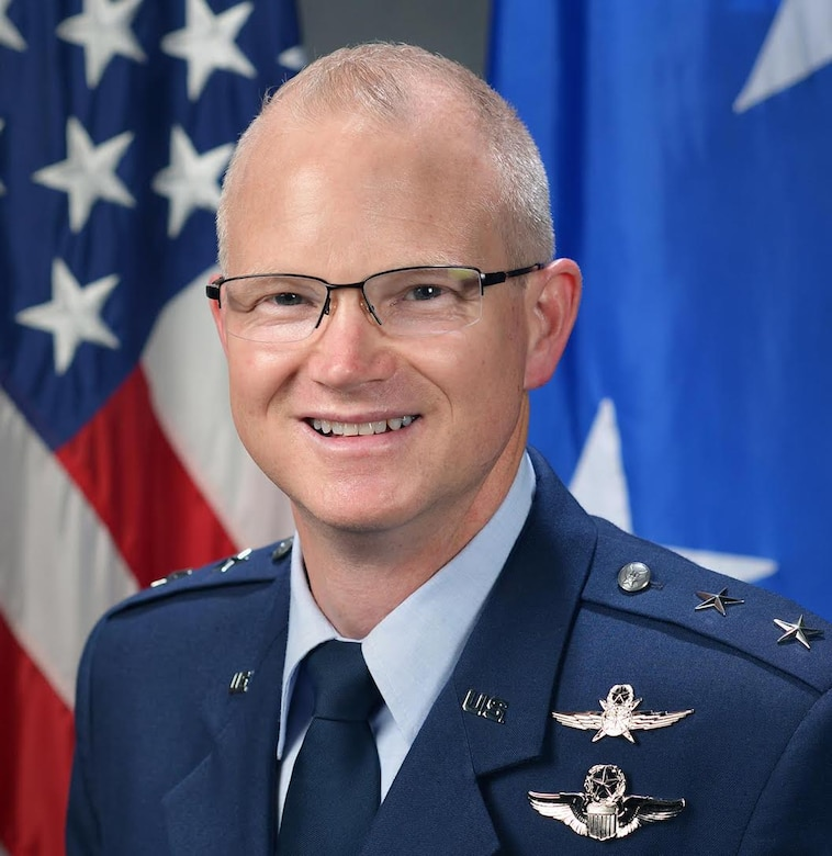 Maj. Gen. Chris Weggeman, deputy commander of Air Combat Command.