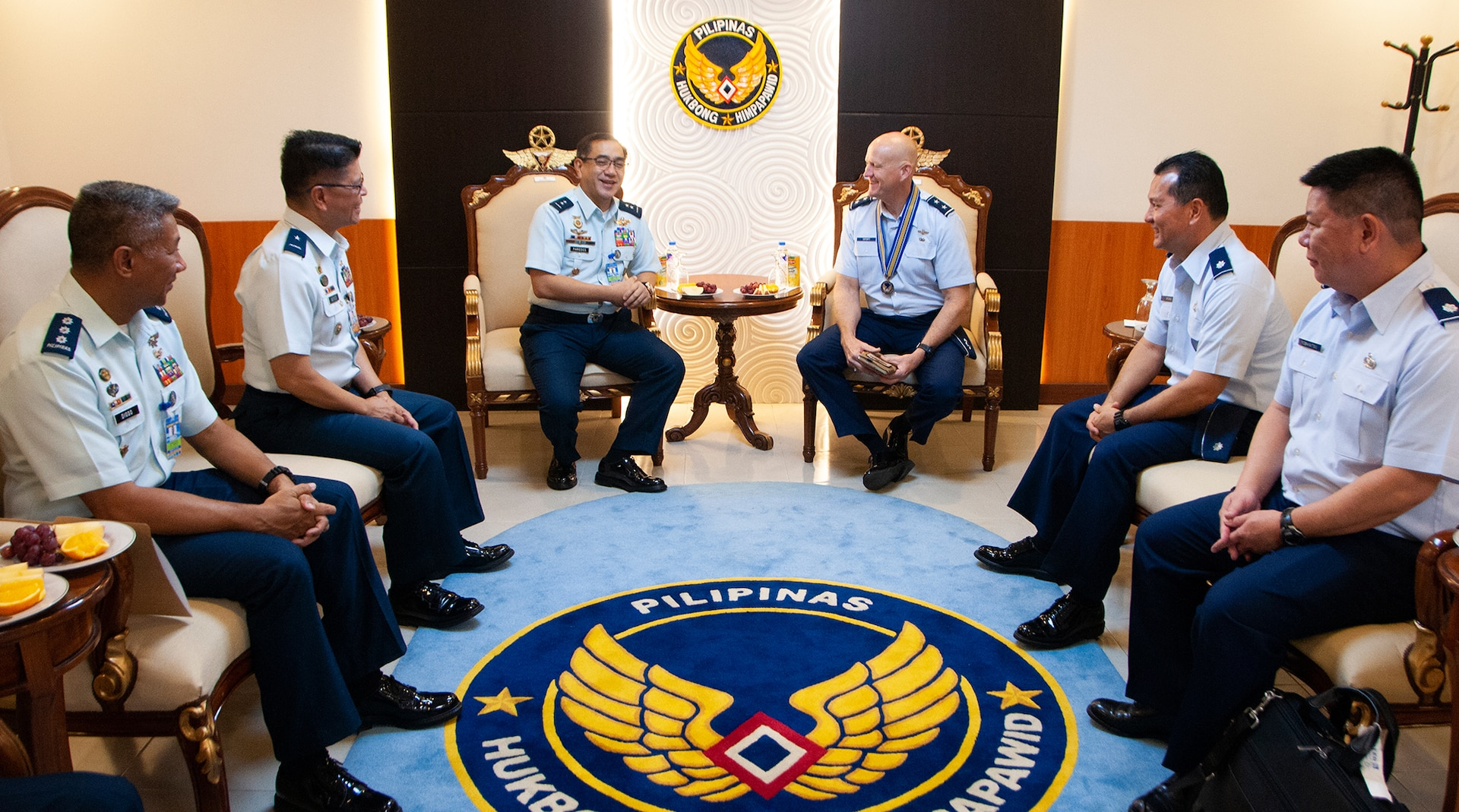 HIANG brings high level air defense expertise to Philippine engagement