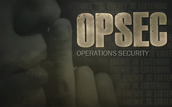 It is important for military members, Department of Defense civilians, and families to practice OPSEC when using social media.