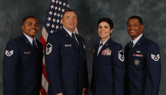 164th Airlift Wing Recruiters