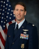 Lt. Col. Erik Axt Official Photo