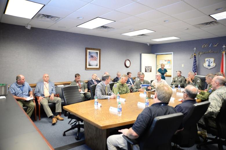 Air Domain Security Integration Meeting