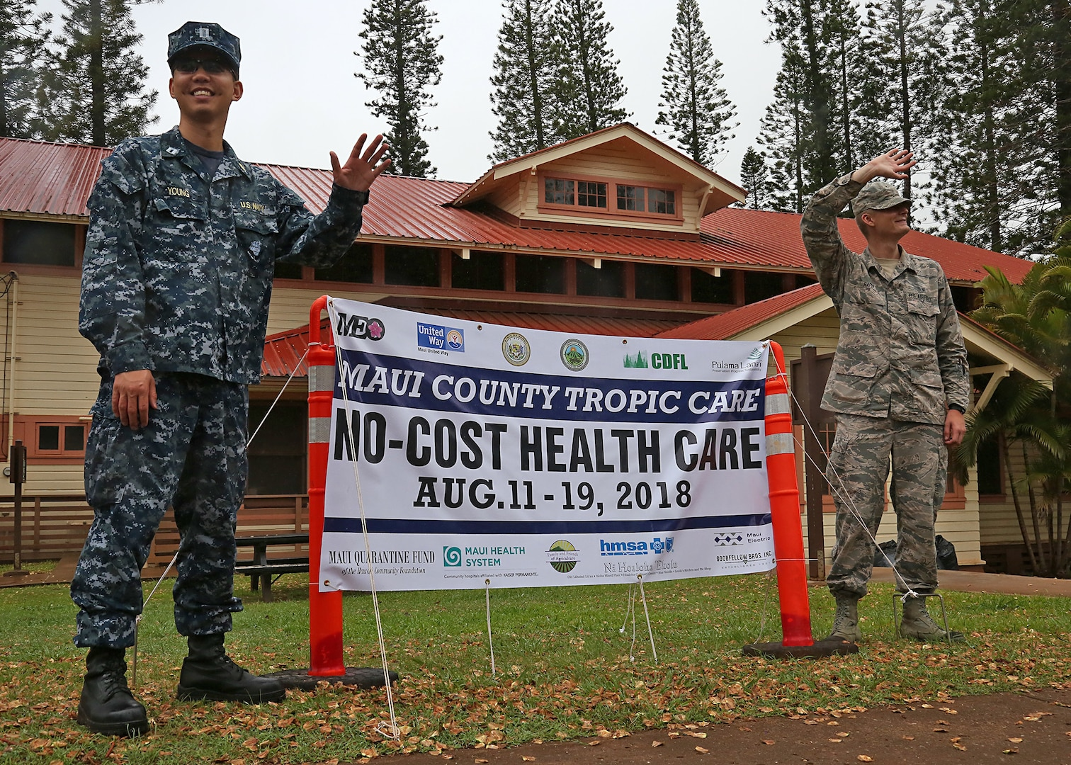 Military training mission serves thousands in Maui County
