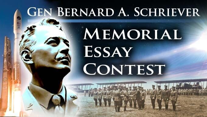 Gen Bernard A. Schriever Memorial Essay