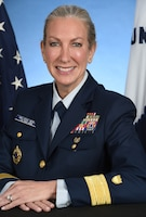 Photo of Rear Admiral Melissa Bert