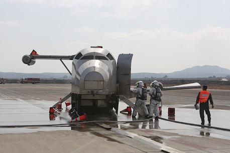 MCAS Miramar Emergency Response Exercises 2018